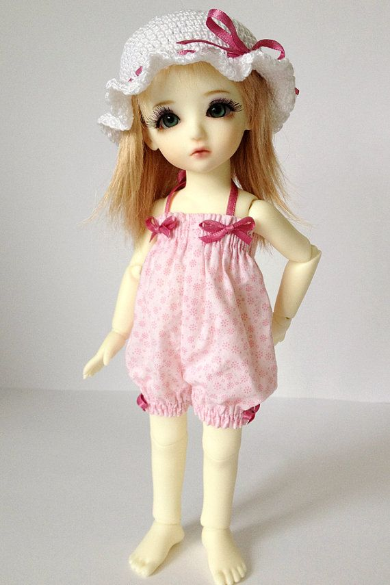Outfit for Yosd 1/6 BJD Bubble Romper Outfit by AdrianneInspired