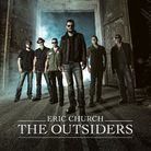 "Eric Church ""The Outsiders"" streaming on NPR"
