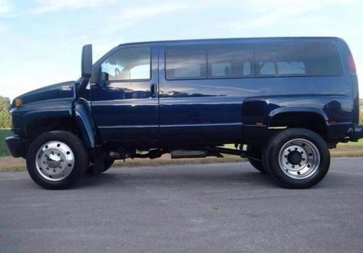 Chevy Dually Van | Trucks | Pinterest | Chevy, Ps and D