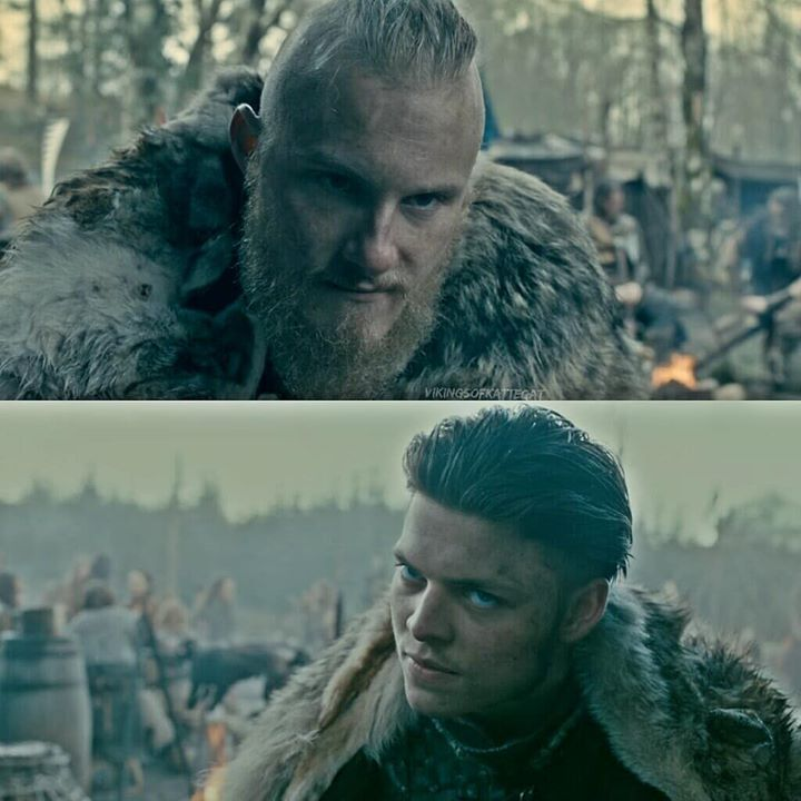 If Ivar Could Walk Do You Think He Could Beat Bjorn 1 On 1 Comment Yohe Opinion Below Viking Necklace Vikings Tv Show Ragnar Loðbrók