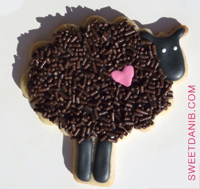 Sweet Dani B's Black Sheep has a story to share... check it out at http://sweetdanib.wordpress.com/2012/02/03/baa-baa-black-sheep-a-cookie-and-a-tribute/
