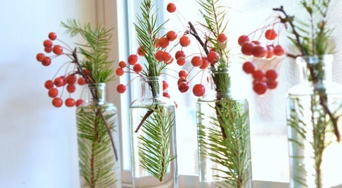 Decorazioni di Natale, idee geniali usando quello che c'è in cucina