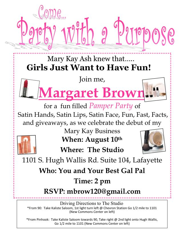 mary kay invite templates - 1000 images about mary kay on pinterest eye color