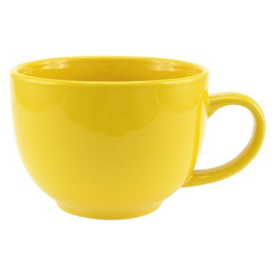Creative Home 23 oz. Stoneware Soup Mugs - Set of 6 - 75362
