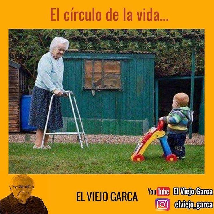 """77.5 mil Me gusta, 60 comentarios - El Viejo Garca (@elviejo_garca) en Instagram: """"#elviejogarca"""""""