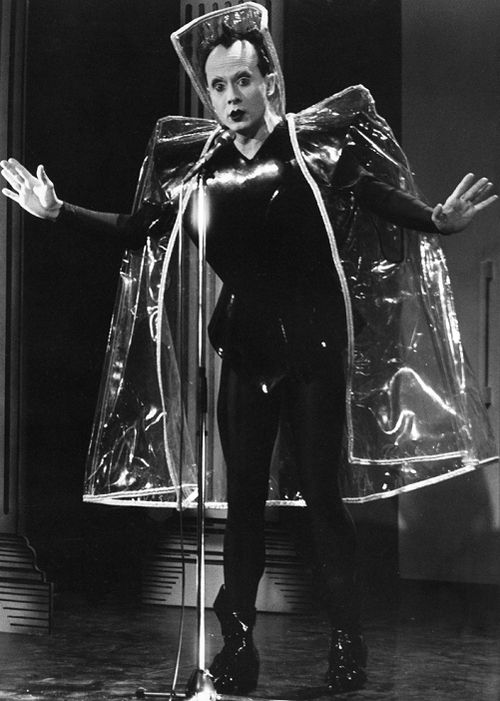 Klaus Nomi [the real man from outerspace]