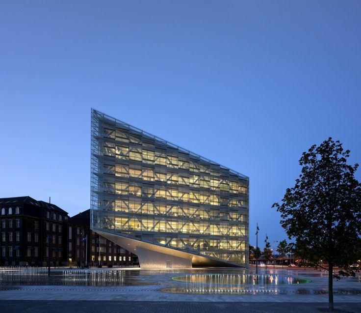 Architecture Photography: The Crystal / Schmidt Hammer Lassen Architects The Crystal / Schmidt Hammer Lassen Architects (7) – ArchDaily