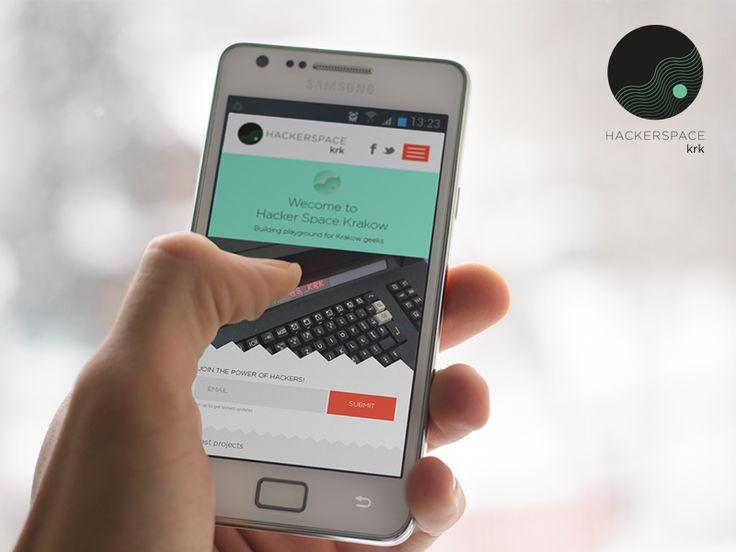 Hackerspace Krakow mobile