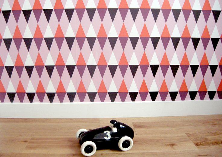 17 meilleures images propos de papier peint sur pinterest bazars motif r tro et design dr le. Black Bedroom Furniture Sets. Home Design Ideas