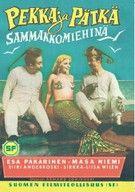Pekka ja Pätkä sammakkomiehinä - DVD - Elokuvat - CDON.COM