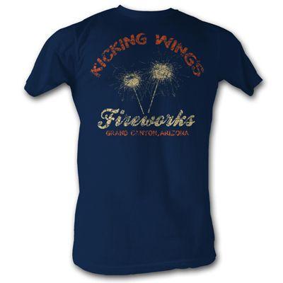 Joe Dirt Fireworks T-Shirt