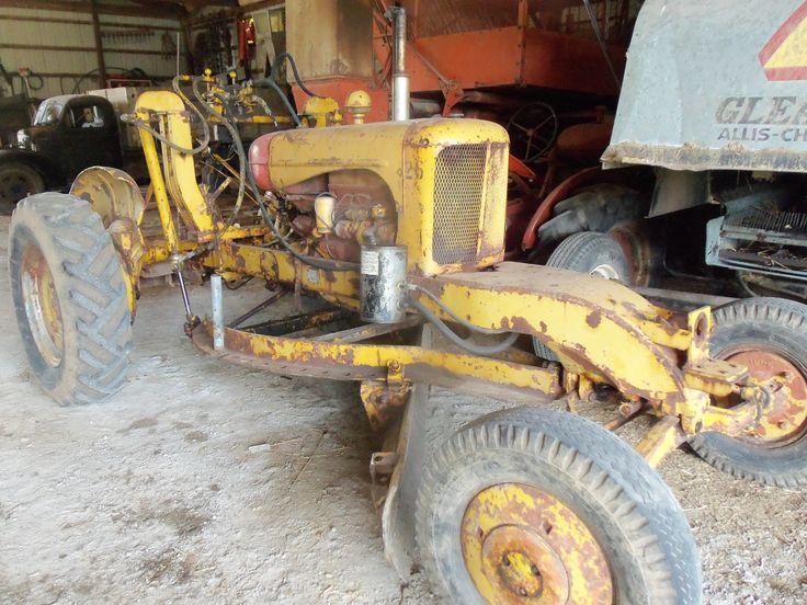 Fa A C A De F A Motor Grader John Deere on Allis Chalmers Wd45 Tractor
