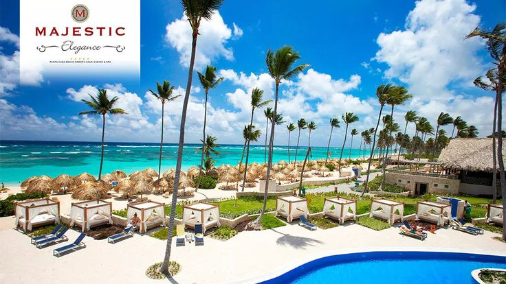 Majestic Elegance Punta Cana has been selected as one of the BookIt.com® Top Ten All-Inclusive Resorts!
