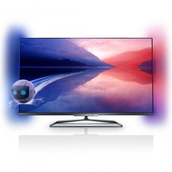 Philips 42PFL6188S/12 3D Ultra Slim Smart LED TV 2oldalas AmbilightXL, Pixel PreciseHD rendszerrel és 4db passzív 3D szemüveggel