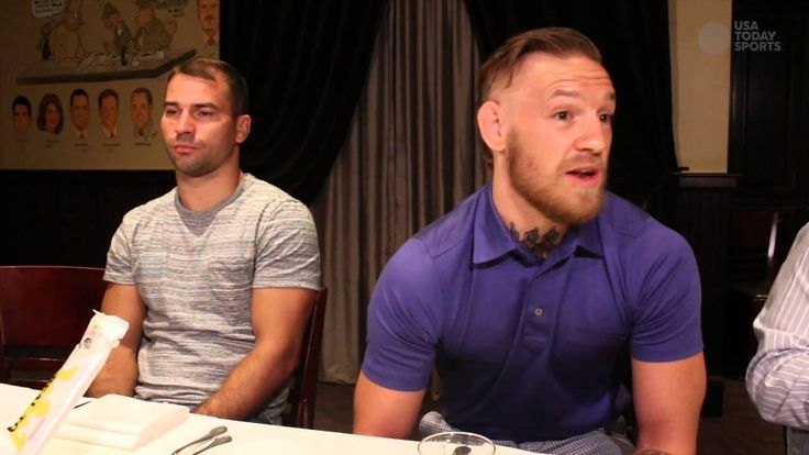 """Conor McGregor says Joseph Duffy a """"journeyman"""" who would be knocked sti..."""