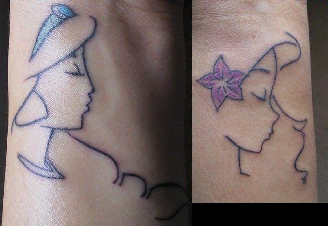 Jasmine disney princesses tattoos assured, that
