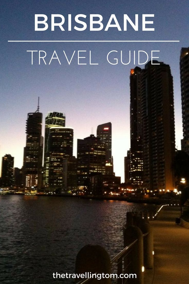 Visiting Brisbane is one of the things that you should definitely do while travelling Australia. There are so many things to do in Brisbane, such as going to the Southbank and Mt coot-tha, that you'll plenty to do! Check out my Brisbane travel guide for more info!