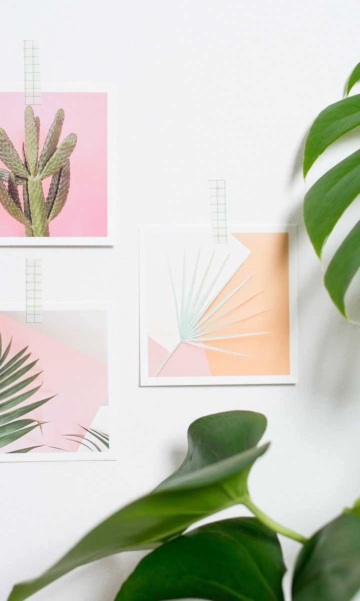 // Inspiration for Spring #Tropicana #Interiors #Tropical #Green #Pink