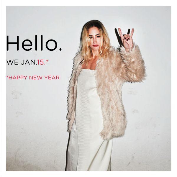 Hello. We Jan.15. HAPPY NEW YEAR!