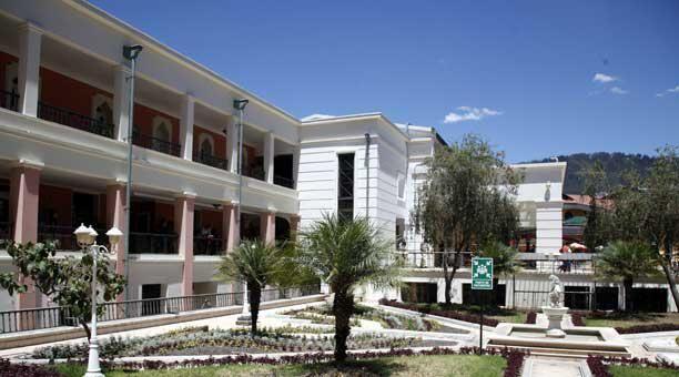 La Universidad San Francisco de Quito es el único centro de educación superior ecuatoriano que ocupa una posición en el 'top 50' del ránking de las mejores universidades de Latinoamérica de la revista Times Higher Education. Foto: Archivo/ EL COMERCIO.