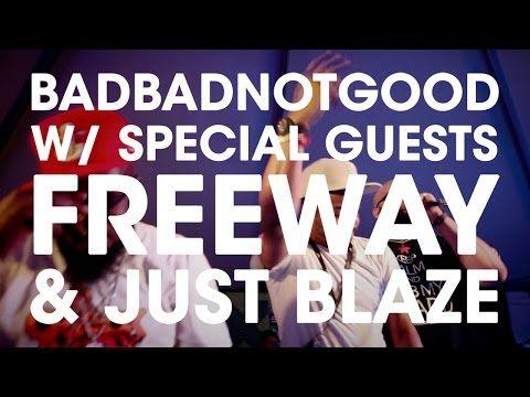 Freeway x BADBADNOTGOOD x Just Blaze – What We Do (Live at SXSW) | TheDropnyc