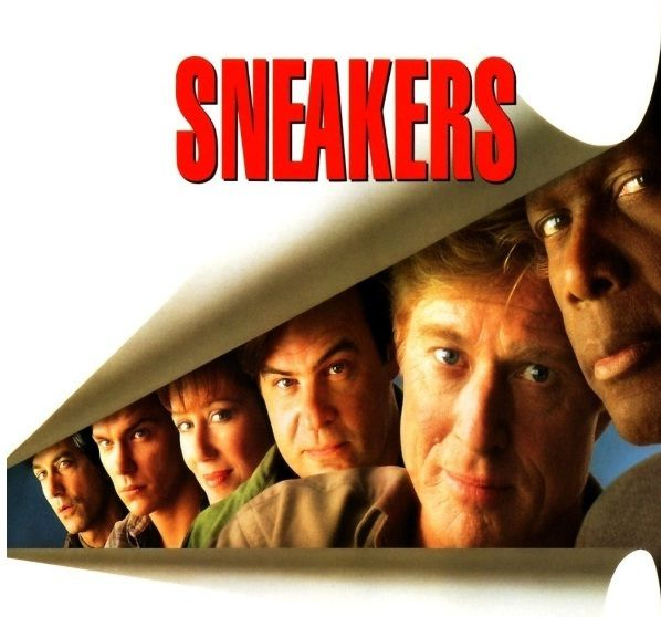 Sneakers is one of most underrated tech thriller of all time. It has load of star power, Robert Redford, Sidney Poirtier, Dan Akroyd and River Phoenix, but never got the acclaim it deserved in the theaters. It's become somewhat of a cult film, among the geek crowd. I thought the movie was great, with a great character development and story line. One of must see movies of all time.