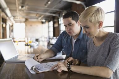 Self-employment Taxes Explained - Hero Images/Getty Images