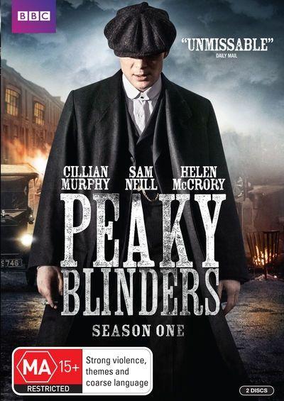 Peaky Blinders; S1 Drama, DVD | Sanity