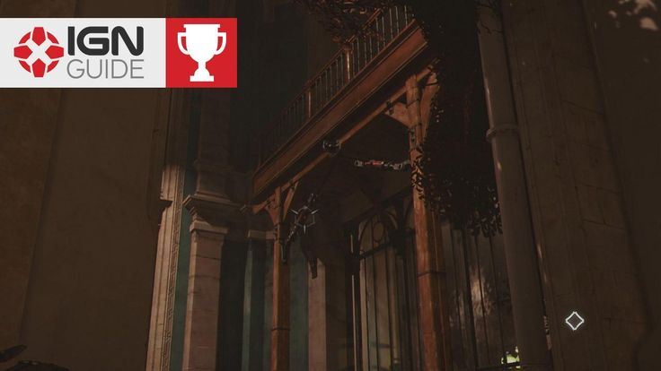 Dishonored 2 Achievement / Trophy - Dilapidation IGN shows you how to get the Dilapidation achievement and trophy in Mission 7 of Dishonored 2.    For more guide help check out the Dishonored 2 Wiki at http://ift.tt/2fkK3DN November 17 2016 at 09:12PM  https://www.youtube.com/user/ScottDogGaming