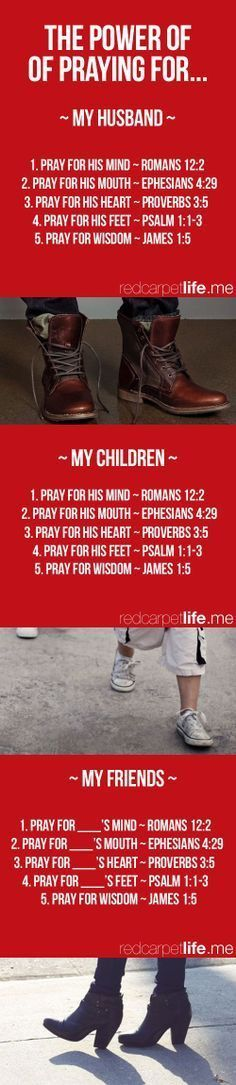 The Power of Praying For.... Associated blog post here : http://redcarpetlife.me/what-if-we-changed-our-prayers-daily/ #prayer #31daysofprayer #pray