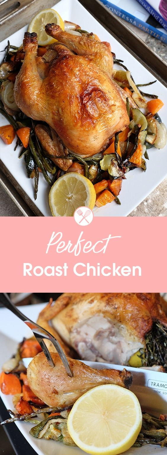 If there is only one roast recipe I'd have to choose, it would be this Perfect Roast Chicken recipe! Simply succulent, aromatic and juicy, this recipe is fool-proof, and assures perfect results from the oven each and every time! In my article I will show you the tips and tricks I have learned to make your roast the star of the show too! ⭐⭐   TAGS: #food #foodporn #yum #instafood #yummy #amazing #instagood #photooftheday #sweet #dinner #lunch #breakfast #fresh #tasty #food #delish #delicious…