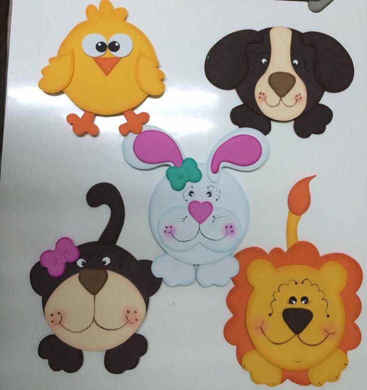 Animales CD Fomi