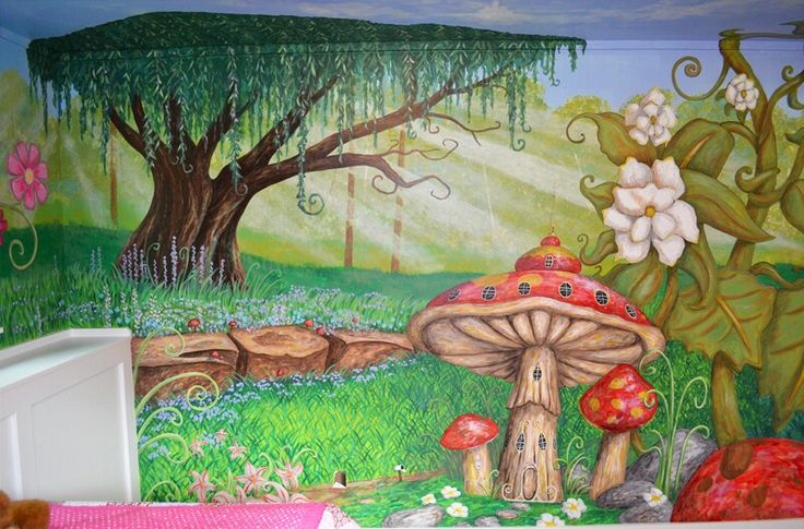 85 best images about enchanted forest project on pinterest for Enchanted forest wall mural