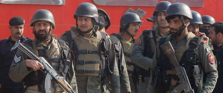 Gunmen open Fire on Pakistan University