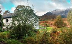 Wester Ross holiday cottages, Scotland: Cairn Shiel