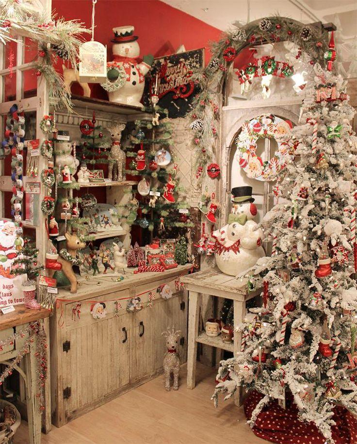 Retro Christmas from Bethany Lowe