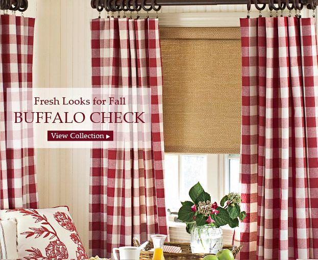 17 best ideas about Buffalo Check Curtains on Pinterest | Buffalo ...