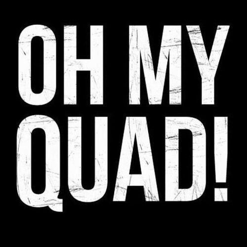 Leg Day - This is so how I feel right now...Leg Day was yesterday and my quads buuuurrrrrnnnn