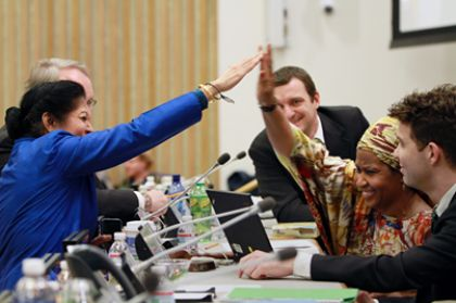 Agreed conclusions have been reached at the 58th Session of the Commission on the Status of Women!   Read about what occurred in New York and what this means for the post-2015 development agenda.