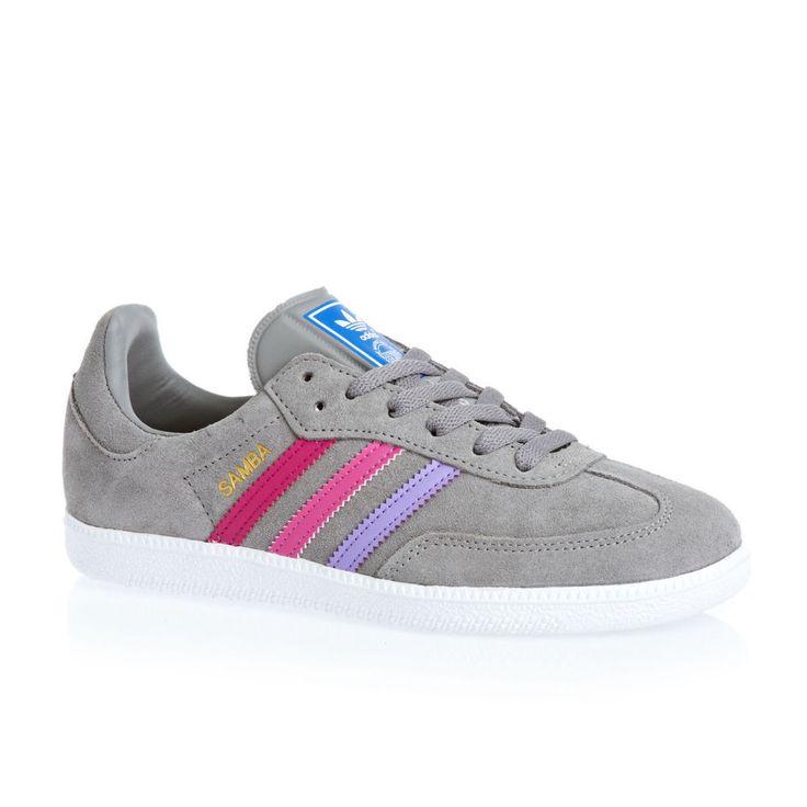 adidas samba pink and purple