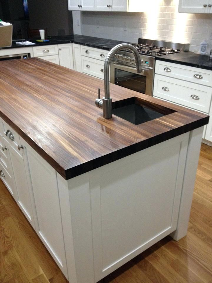 Countertop Butcher Block Joining Countertops Island Ikea Canada