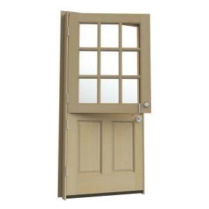 Jeld Wen Jeld Wen Dutch Door