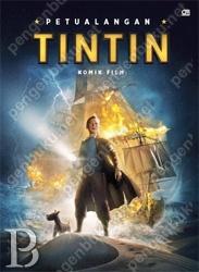 Petualangan Tintin (Komik Film) | Herge | Gara-gara miniatur kapal Unicorn di pasar loak, Tintin terlibat dalam petualangan berbahaya mencari harta karun bersama Milo, anjingnya yang setia.    Petualangan mereka makin seru waktu Kapten Haddock terlibat. Apalagi ketika ternyata si pemilik harta karun, bajak laut Rackham Merah yang kejam, muncul!  Rp58,000 / Rp49,300 (15% Off)
