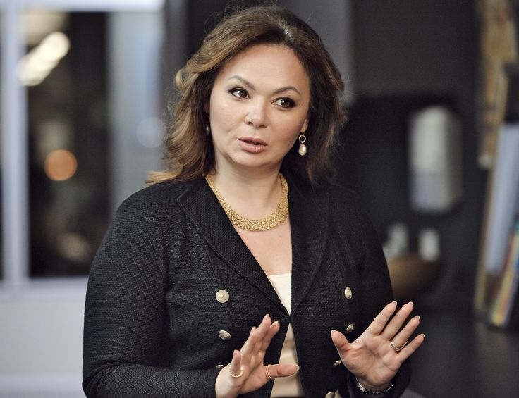 Russian Lawyer Says Trump Jr. Offered Her a Deal: Hillary Dirt for a Change to U.S. Law--The lawyer made the claim in a new interview.