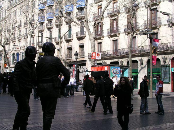 Les activités préférées à Barcelone - même pour les paresseux !