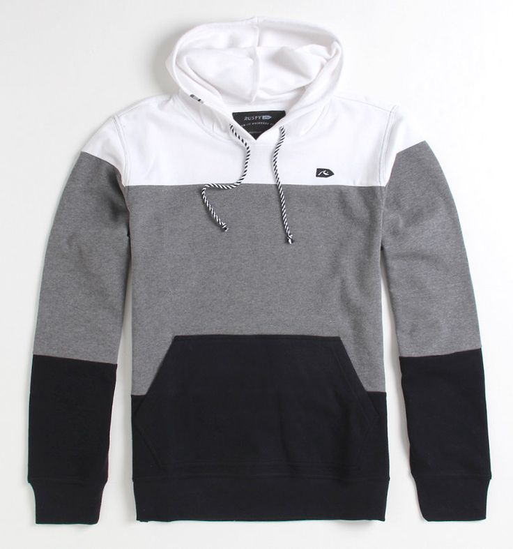 Rusty Out The Back Pullover Hoodie - PacSun.com