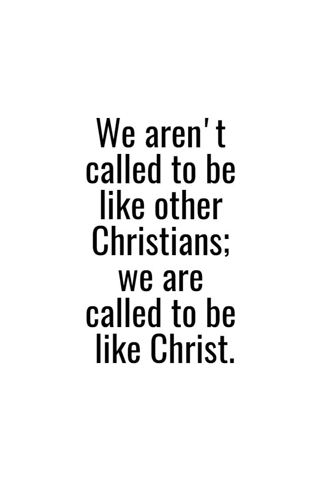 Remember this when you are ask to conform