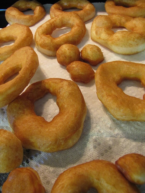 easy homemade donuts « the queen says: | Food | Pinterest