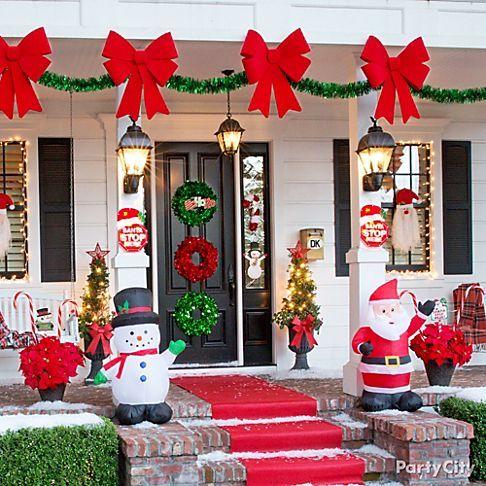 Christmas decor party ideas
