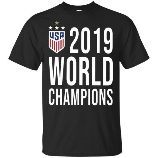 Uswnt world cup champions shirt